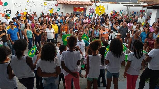 SAJ: Prefeitura entrega Escola Madre Maria Goretti Nery completamente reformada - saj, educacao