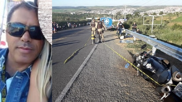 Jaguaquara: Motociclista morre a caminho do Jaguar Moto Rock - noticias, jaguaquara, transito