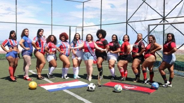 5ª edição do concurso Musa do BaVi Plus Size será realizado em junho - esporte