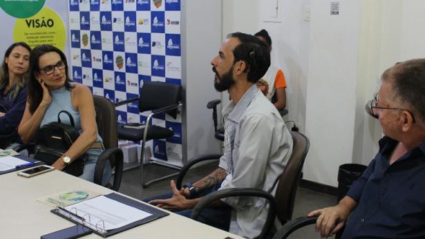 SAJ: Integração de deficientes no mercado de trabalho é discutida no Espaço Empresarial - saj, noticias