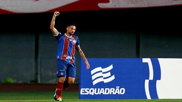 Com gols de Gilberto e Élber, Bahia vence o Imperatriz em Pituaçu - noticias, esporte