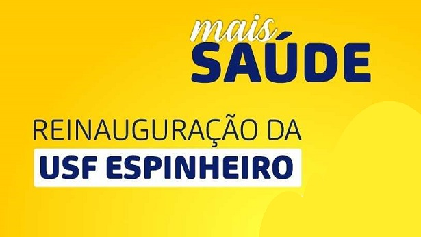 SAJ: USF Espinheiro será entregue na próxima terça-feira - saj