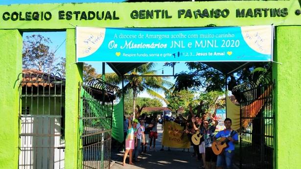Valença: Começa em Guaibim o evento estadual da RCC, Jesus No Litoral - valenca, noticias, destaque
