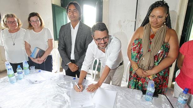 Estado autoriza requalificação do Museu do Recôncavo Wanderley Pinho - reconcavo, destaque, cultura