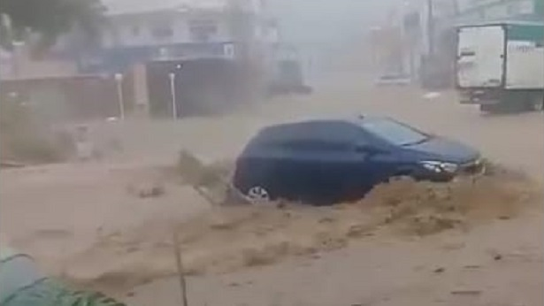Prefeito de Ubaíra fala dos estragos causados pela chuva - ubaira