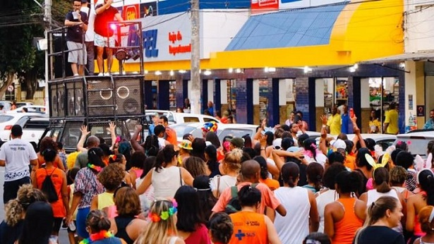 Cruz das Almas: II Caminhada do Projeto Verão Esporte e Saúde agita cidade - cruz-das-almas