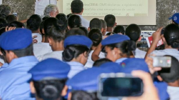 Feira: Primeira escola cívico-militar da Bahia começa a funcionar neste ano - feira-de-santana, educacao