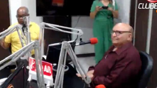 """SAJ: """"Genival e Leonel não são afrontas para mim"""", diz Humberto Leite - saj"""