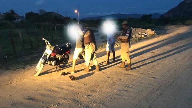 Itatim: Operação conjunta apreende armas, drogas e veículos - itatim