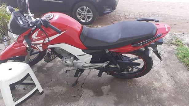 Valença: Motocicleta é furtada na Rua Marcondes Filho - valenca