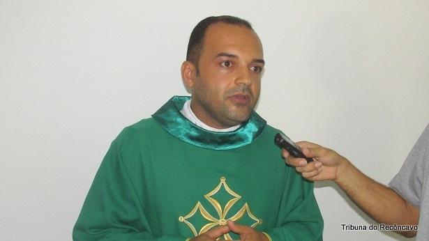 SAJ: Padre Jorge Pereira é submetido a cirurgia - saj, noticias, destaque
