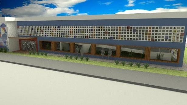 SAJ: SEC lança novo projeto do Colégio Rômulo Almeida - saj, noticias, destaque