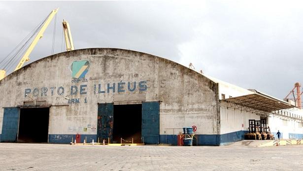 Coronavírus: Navio de Singapura passa por fiscalização após atracar em Ilhéus - ilheus, destaque