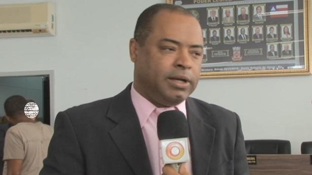 SAJ: Professor e vereador Uberdan Cardoso é diagnosticado com câncer - saj, noticias, destaque