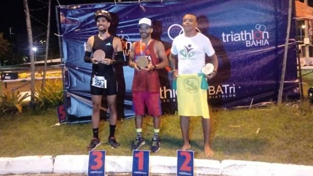 SAJ: Wellington Oliveira se destaca na 1ª Etapa do Campeonato Baiano de Duathlon - saj, noticias, esporte, destaque
