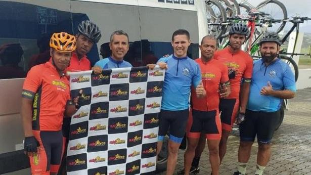 Ciclistas de Santo Antônio de Jesus se destacam no Desafio Sou Mais Pedal em Itiruçu - saj, noticias, esporte