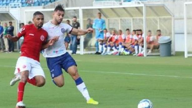 Bahia vence o América-RN e garante vaga na próxima fase da Copa do Nordeste - esporte