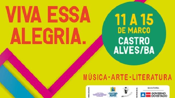 Feira Literária do Poeta movimenta Castro Alves até domingo, dia 15 - destaque, castro-alves