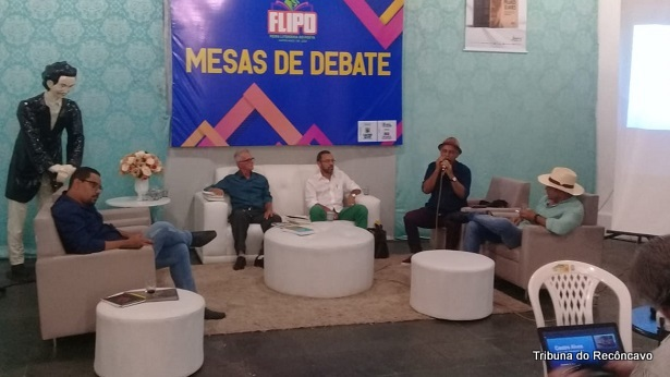II Edição da FLIPO reúne renomados poetas em Castro Alves - noticias, destaque, castro-alves