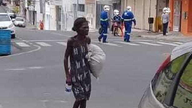 SAJ: Secretaria pede ajuda para localizar e identificar mulher em situação de rua - saj, noticias