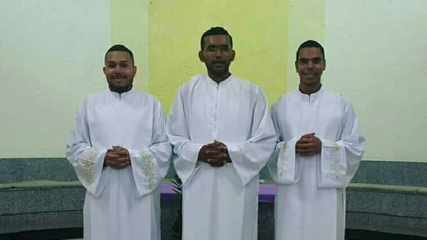Seminário Menor da Diocese de Amargosa recebe novos seminaristas - noticias, destaque, catolico