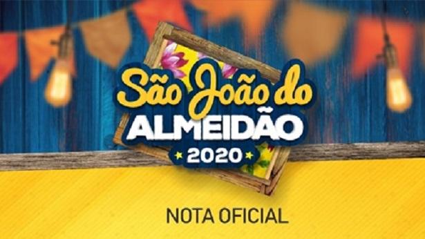 Conceição do Almeida: Prefeitura Municipal cancela festejos juninos - destaque, conceicao-do-almeida