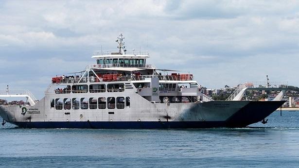 Ferry-boat, lanchas e Catamarãs voltam a operar em horários convencionais - itaparica, bahia
