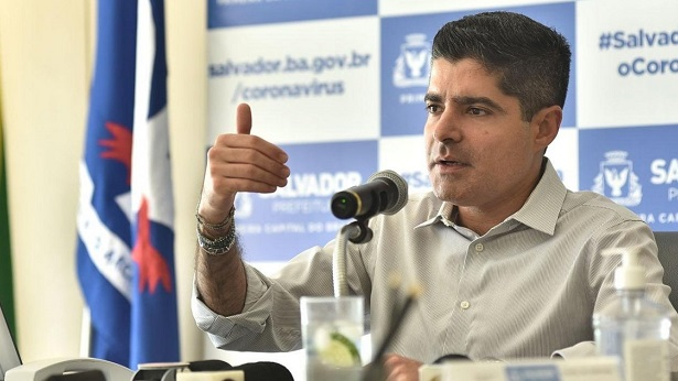 Salvador: Prefeitura prorroga suspensão de atividades não essenciais - salvador