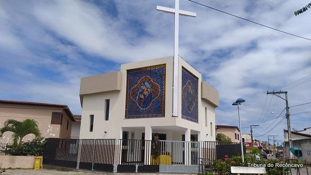 SAJ: Mesmo de portas fechadas, Paróquia São José se prepara para festa do seu padroeiro - saj, noticias, destaque, catolico