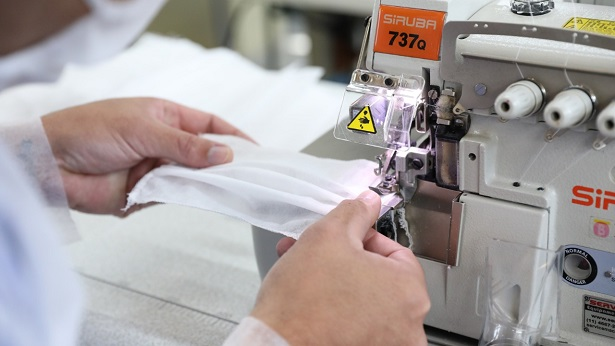 Irecê: Costureiras vão produzir máscaras para distribuição gratuita - irece