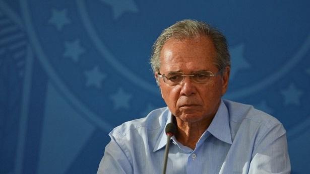 Guedes nega que 'cartão vermelho' do presidente tenha sido para ele - politica, economia, brasil