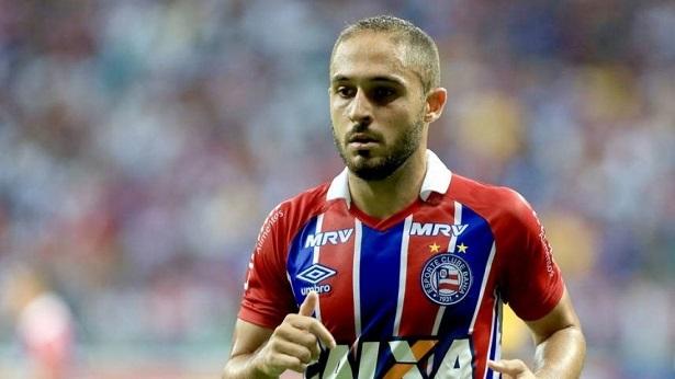 Confirmado no Cruzeiro, Régis se despede do Bahia - esporte