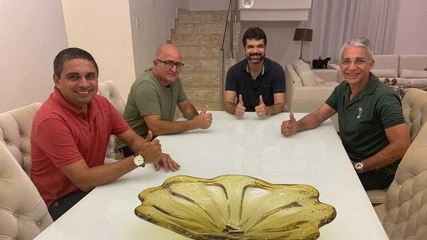 SAJ: Ruy Tourinho assume SMTT e Clovis Esequiel assume diretoria do NRE-21 - saj, noticias, destaque