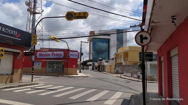 SAJ: Semáforo apresenta defeito no centro da cidade - saj, noticias