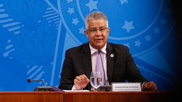 Secretário de Vigilância do Ministério da Saúde Wanderson de Oliveira anuncia demissão - brasil
