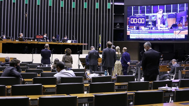Câmara aprova texto-base de projeto que altera Código de Trânsito - justica