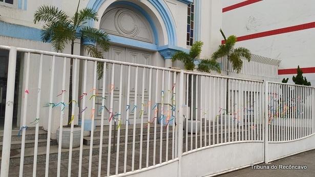 SAJ: Começa trezenário de Santo Antônio, neste ano de uma forma nunca vista antes - saj, noticias, destaque