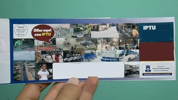 SAJ: Prefeitura prorroga vencimento de IPTU, TFF e outros prazos - saj, destaque