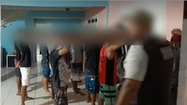 """Porto Seguro: Polícia Militar acaba com """"festa do tráfico"""" no bairro Baianão - porto-seguro, destaque"""