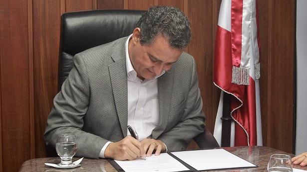 Rui e 19 governadores contestam informação de que ICMS seja razão pra alta dos combustíveis - bahia