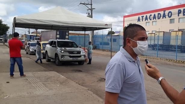 ÁUDIO: Ruy Tourinho fala sobre abertura de barreira sanitária da Avenida ACM em SAJ - saj, podcast
