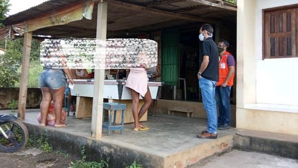 SAJ: Após denúncias de aglomeração município fiscaliza bares na zona rural - saj, noticias