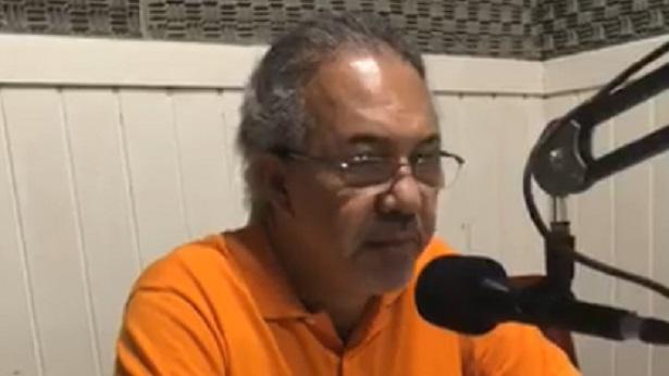 Feira de Santana: Radialista e político Carlos Geilson testa positivo para Covid-19 - feira-de-santana, bahia