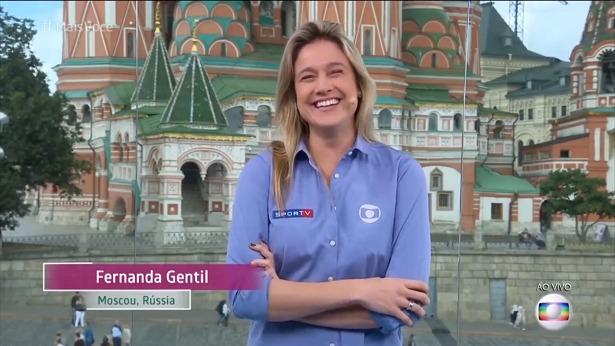 Fernanda Gentil assume comando do 'Encontro com Fátima Bernardes' - celebridade, entretenimento