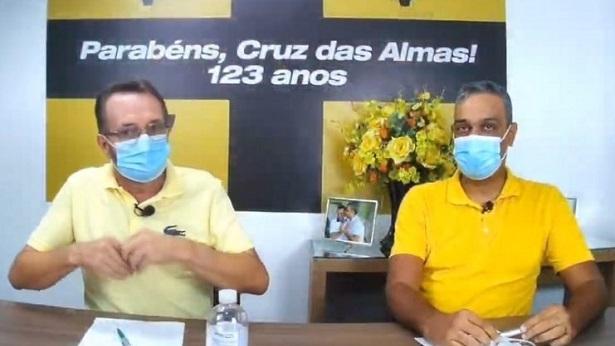 Cruz das Almas: Partidos de oposição anunciam chapa para as eleições municipais - cruz-das-almas, bahia
