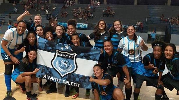 Select Futsal é o campeão da Liga Virtual MDF Avance Esportes - salvador, noticias, lauro-de-freitas, esporte, destaque