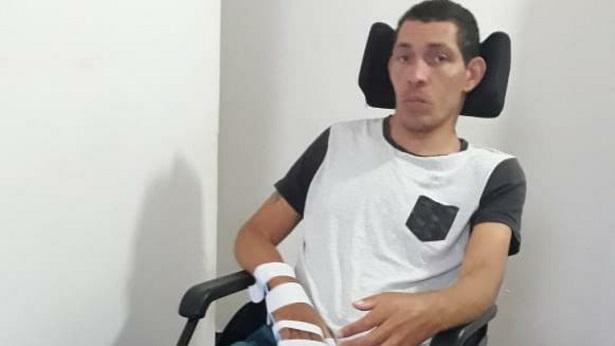 Mutuipense tetraplégico pede ajuda para comprar Guincho Elétrico Transferência - noticias, mutuipe, destaque