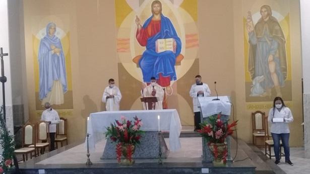 Mutuípe: Paróquia São Roque inicia novenário em preparação a festa do seu padroeiro - noticias, mutuipe, catolico