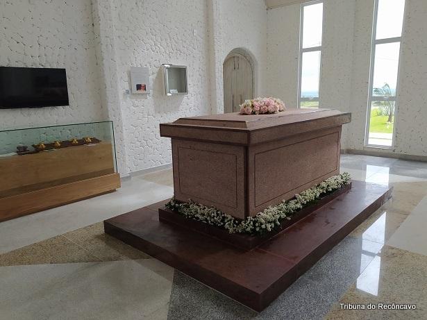 Castro Alves: Capela e Memorial em homenagem a Santa Dulce foram inaugurados nesse domingo - noticias, destaque, castro-alves