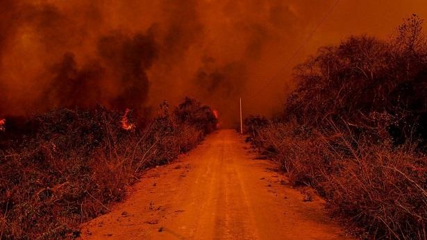 Chapada Diamantina: Bombeiros decretam extinção dos incêndios florestais na região - chapada-diamantina, bahia